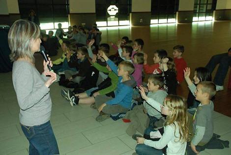Les écoliers font le tour du monde avec Planètemômes