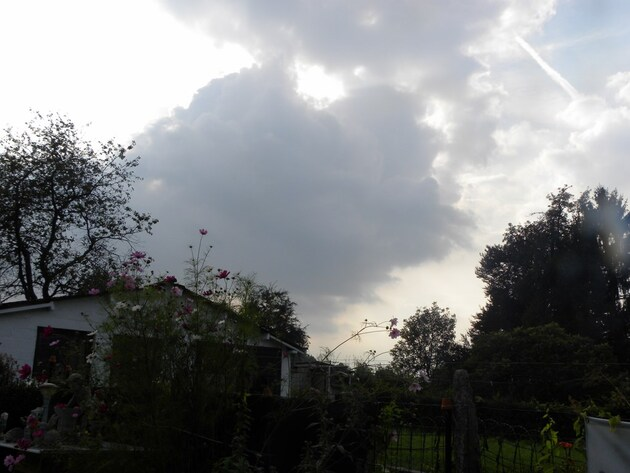 Ciel du 22 septembre