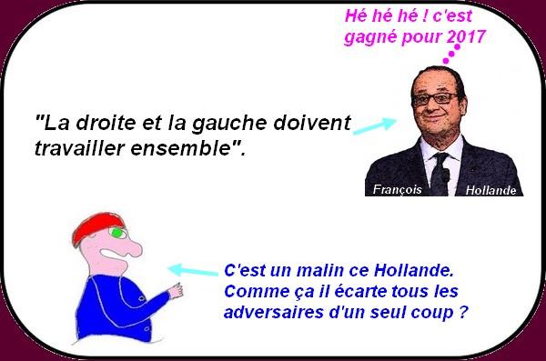 Hollande en 2017 - 02