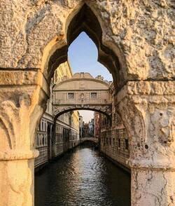 Pont des soupirs Venise