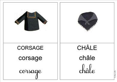 petit breton et petite bretonne