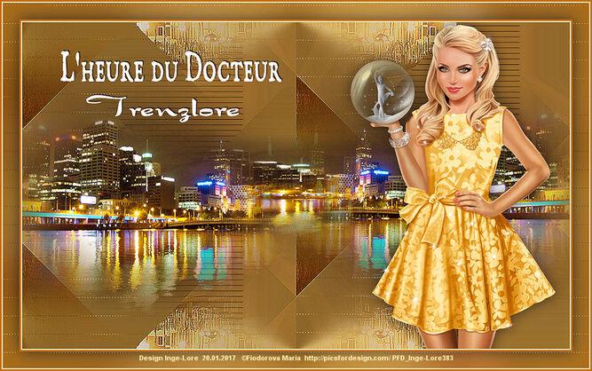 Inge Lore k'heure du docteur