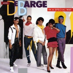 DeBarge - In A Special Way - Complete LP