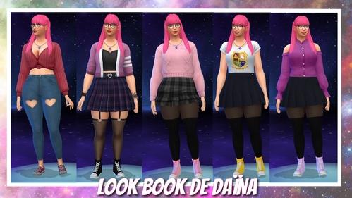 Les aventures de Daïna Moon #03 et #04 | Un chéri ! ♥