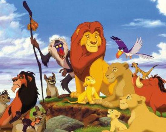 Le Roi Lion 1 Disney World