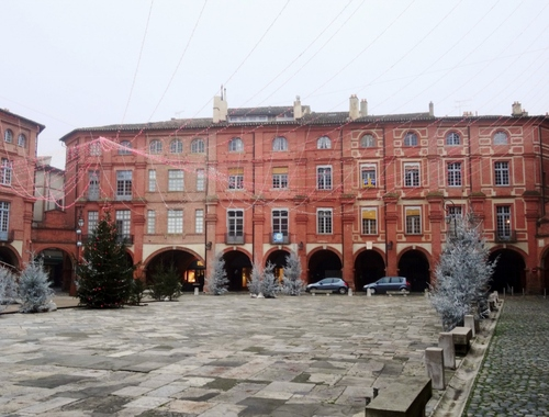 Flânerie à Montauban (photos)