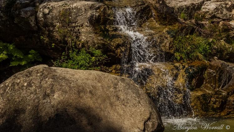Corse : Piscine naturelle