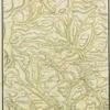 Carte Montagne d\'Aldudes 1754