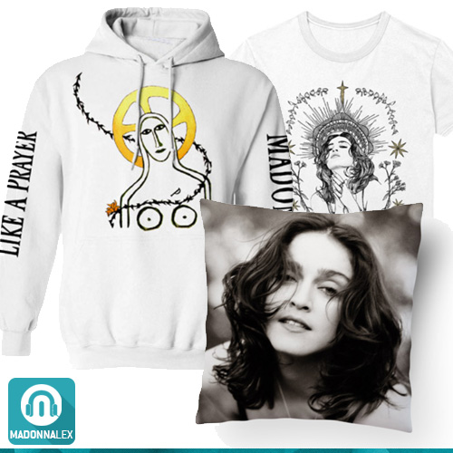 Like A Prayer Madonna Official Store 2019