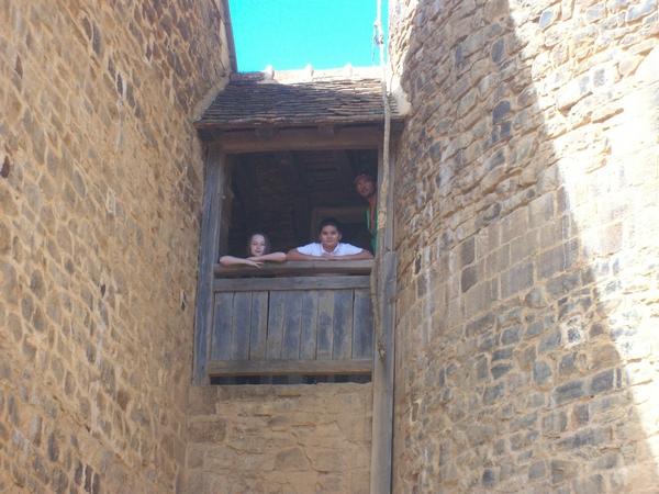 A Guédelon, ils bâtissent un château-fort !