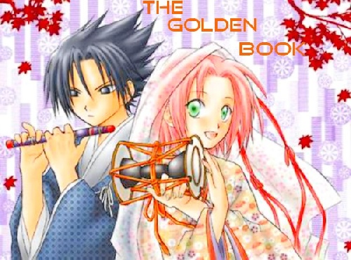 Saku eklablog : THE GOLDEN BOOK