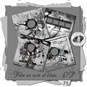 Film en noir et blanc