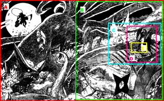 Utilisation des plans dans la BD - Ellia/Sebast