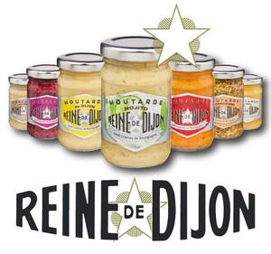 La moutarde Reine de Dijon, ma vraie moutarde à Moi !