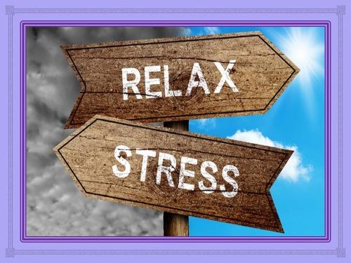 Gérer le stress (1 à 5)