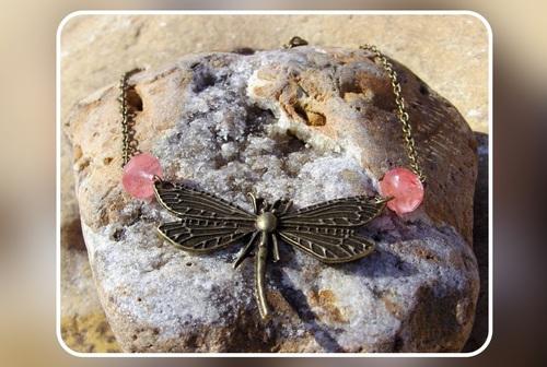 Bijoux libellule