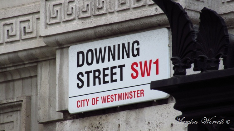 Londres : Downing Street