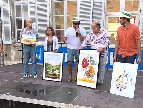"""29ème édition """"Peintres de Vignes en Caves"""""""