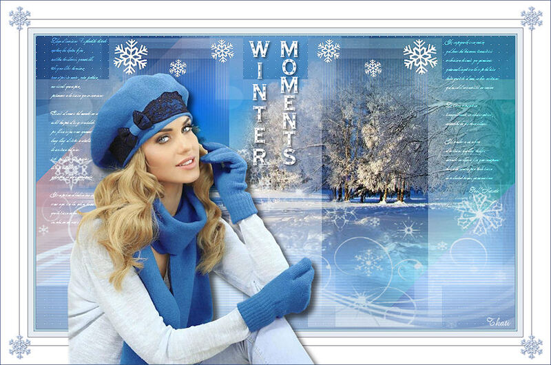 Winter Moments by Tati Designs