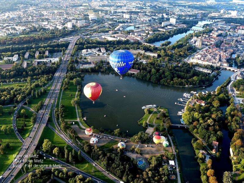 Metz / Juste un tour de plan d'eau...