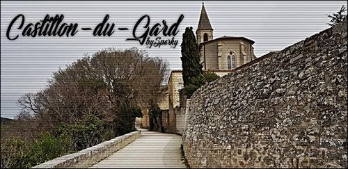 07/04/2018 : Castillon-Du-Gard