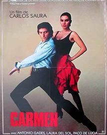 CARMEN BOX OFFICE FRANCE 1983