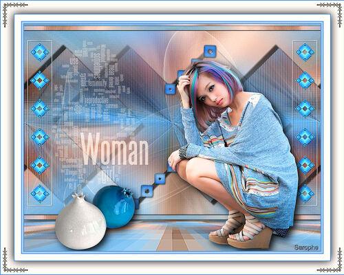*** Woman ***