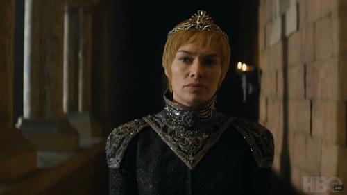 Tuto col/épaulettes/couronne de Cersei saisons 6 et 7