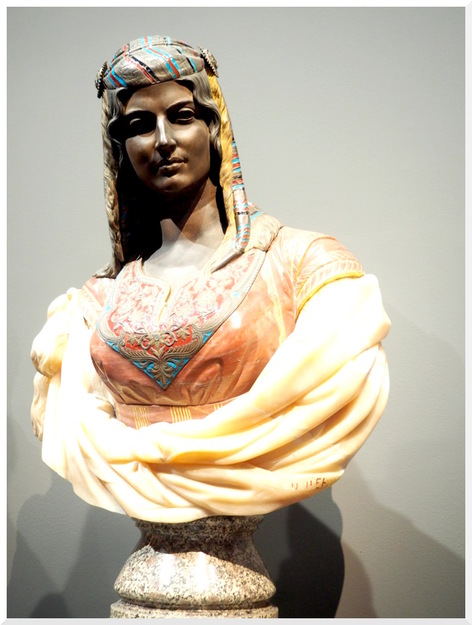Exposition. La Sculpture polychrome en France 1850-1910