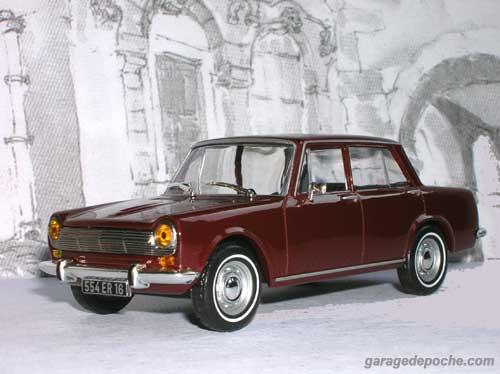 Simca 1300  1963