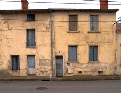 23 Février 2012, RUE DES CHARPPENTIERS, à ROANNE