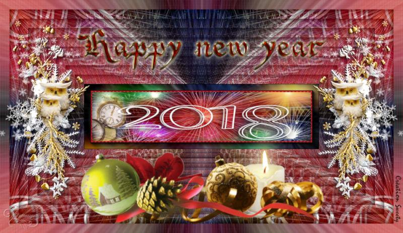 *** 106 - Happy new year ***