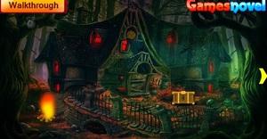 Jouer à Fantasy dark house escape