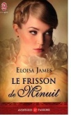 Le frisson de minuit d'Eloisa James