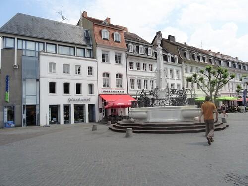 Sarrebruck en Allemagne (photos)