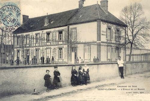 Famille Boudier Saint-Clément (89)