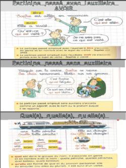 Leçons d'orthographe   2013-2014