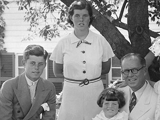 Inside Rose Kennedy's Obsession with Her Children's Weight