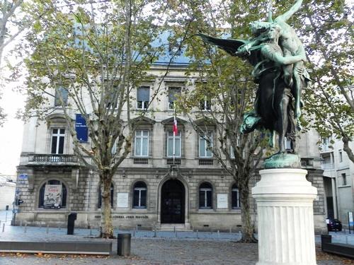 Autour de la Cathédrale Zaint-André à Bordeaux (photos)