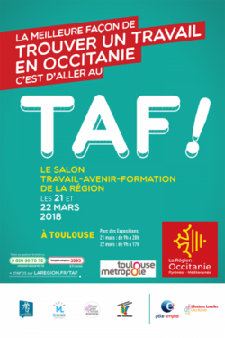 Salon TAF de Toulouse
