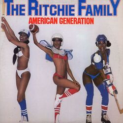 The Ritchie Family - American Generation - Complete LP