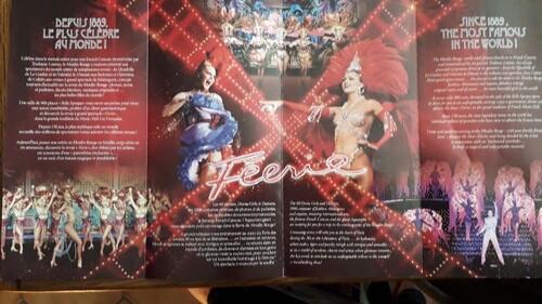 Moulin Rouge et Sacré Cœur