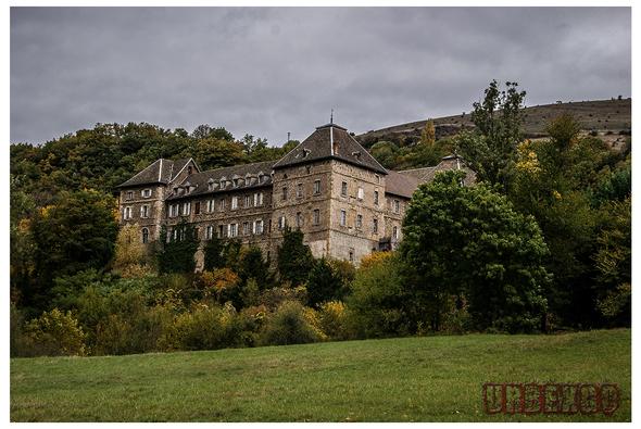 urbex château