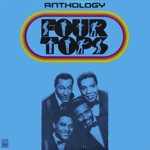 "The Four Tops : Album "" Anthology "" Motown Records M9-809A3 [ US ]"
