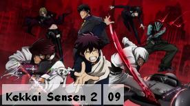 Kekkai Sensen 2 09