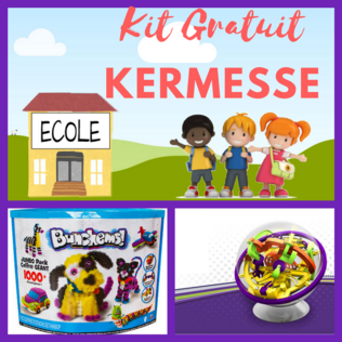 Kit kermesse Bunchems