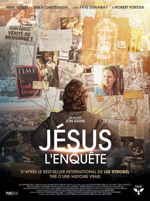 affiche Jésus l'enquête