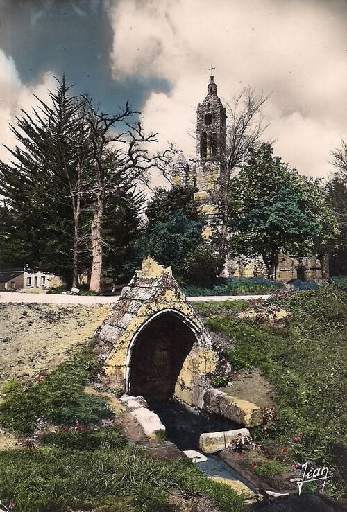 Gouezec, Notre-Dame des Trois Fontaines