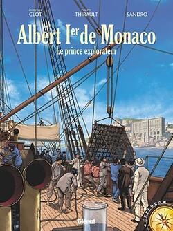 BD  -  Albert Ier de Monaco
