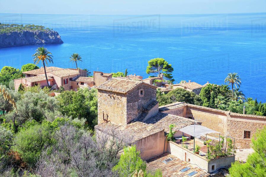 Majorque - côte ouest - Deïa